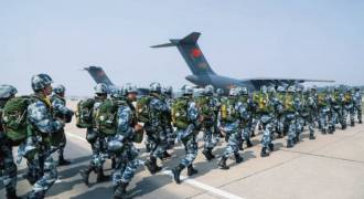 Game Changer: China Quietly Sends 100 Troops to Venezuela