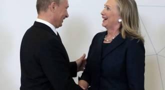 Владимиру Путину пора давать политическое убежище Хиллари Клинтон
