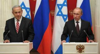 Putin Bored by Netanyahu's Bible Stories, Invites Israeli PM to Join Real World