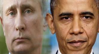 Путин и Обама: моральная сила против политической слабости