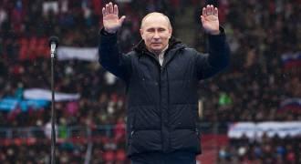 Putin: Zwei Jahre vor der Präsidentschaftswahl
