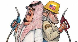 Saudi Arabia Considers Entering the LNG Wars...on Russia's Side