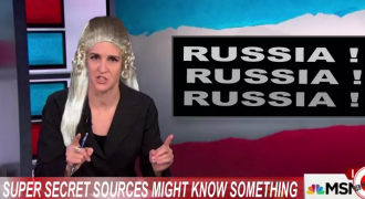 Russia Hysteria: The Primitive Child-Brains of 'The Resistance' Cannot Accept the Mueller Report