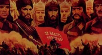 Map of Russian Patriotism