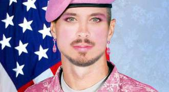 America Is 'Committing Suicide' By Allowing Trannies in the Military (Russian TV News)