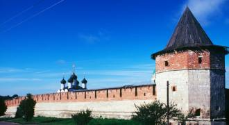 Zaraisk: Ancient Citadel with Ties to Some of Russia's Greatest Figures
