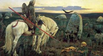 Russia's Greatest Fantasy Artist and His Iconic Paintings (Viktor Vasnetsov, 1848-1926)