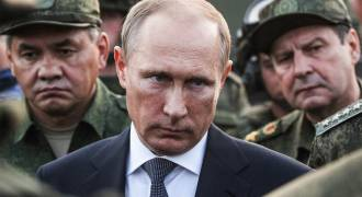 Time Magazine: Putin's Nefarious Plot to Dominate the World