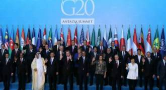Putin Outed ISIS's G20 Financiers — But Not a Single Western Media Outlet Has Reported It