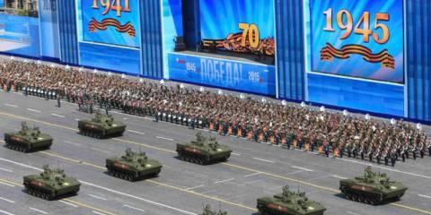 Парад Победы в Москве - Новый Мировой Порядок Крупным Планом - Гилберт Доктороу