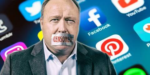 Infowars Website Traffic Explodes After Silicon Valley Blacklists Alex Jones Empire
