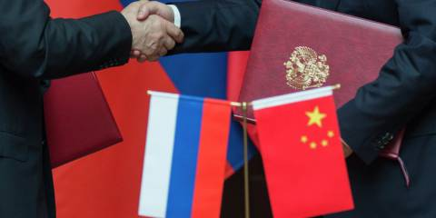 Russia set to become founding member on April 14
