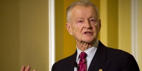 Famous creep Zbigniew Brzezinski