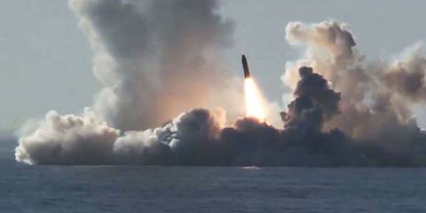 Will the 'Bulava' Submarine-Launched Missile 'Save Russia'?