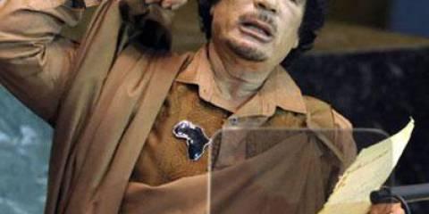 Последнее слово Каддафи: Вы бомбите стену, не пропускавшую поток африканской миграции в Европу