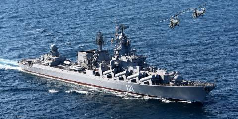 Russia Closes Down Huge Swathes of Eastern Mediterranean Airspace for Military Drills
