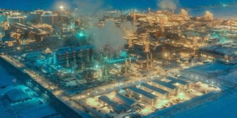 Russia Plans 2nd LNG Mega-Project to Supply Booming Asian Market