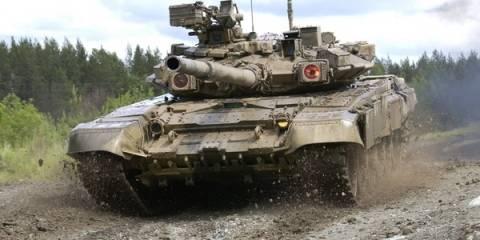 The ferocious T-90