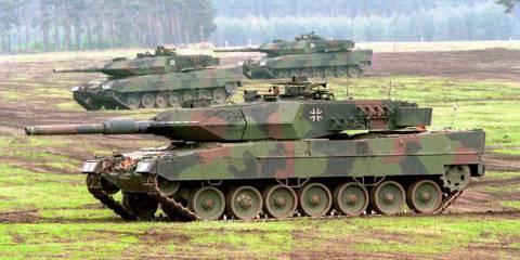 NATO-Wolfsschanze: Deutsche Panzer wieder vor Leningrad