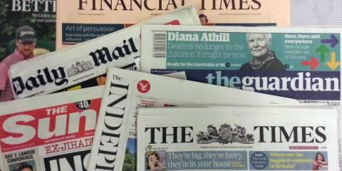 Пресса Британии: как противостоять пропаганде Кремля?