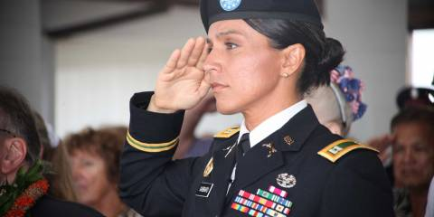 HEROIC: Gabbard Stands Her Ground, Says She Doesn't Regret Meeting Assad