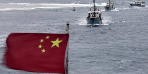 "The South China Sea has become a major focus point for Washington's ""pivot"" to Asia"