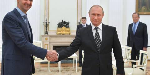 Russia/Syria/Iran 1, Israel 0. Match.