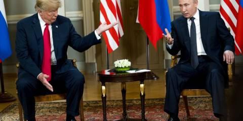 Trump's Treasonous Traitor Summit