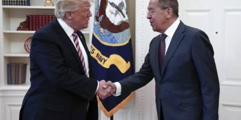 Russia strikes again?