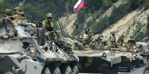 10 Years Ago the Russian Army Crushed a Sneak Georgian Invasion of South Ossetia