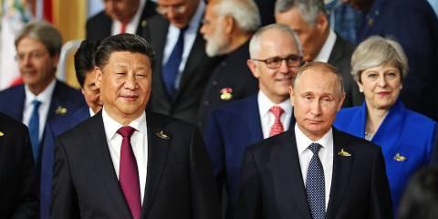 Will the Putin-Xi Era Supersede the Western 'Liberal' Disorder?