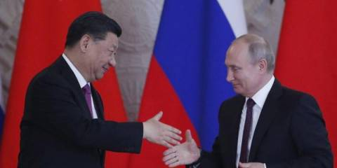 Russo-Chinese 'Polar Silk Road' to Ensure Domination of Eurasian Trade