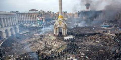 The serious crisis Ukraine is experiencing was artificially induced with outside meddling