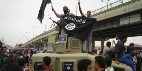 "ISIS serves a ""strategic purpose"" for Israel"
