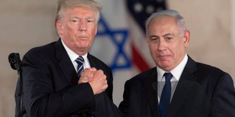 Trump: Meeting With Putin 'Really Good' for Israel