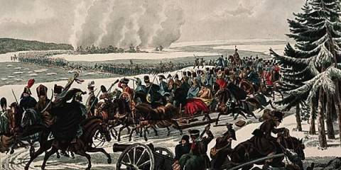 Not Waterloo: Napoleon Was Undone by His Invasion of Russia Then Chased by Russians to Paris