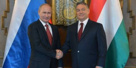 Putin and Orban: there cannot be anything between the two countries' truelu good relations!