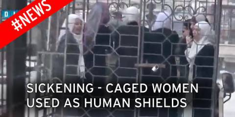 Real Douma: Alawite and Christian Hostages Humiliated by Rebels for Years Reunite With Families (VIDEO)