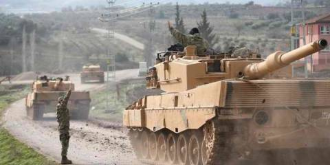 Erdogan Starts a New War: Turkey Invades Kurdish-Held Syria