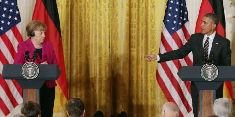 Germany's America Angst