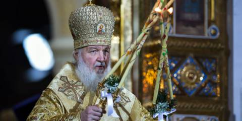 "Patriarch Kirill also called for the return of the ""solidarity"" of the Soviet era to modern Russia and for increased funding for Orthodox religious schools"