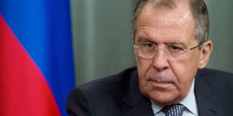 Lavrov lets the cat out of the bag, again.