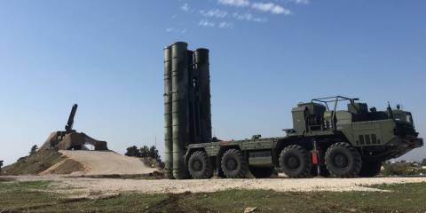 The S-400s are ready