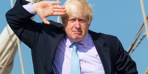 Full Text of Boris Johnson's Crazy Daily Telegraph Editorial with Short Comment