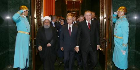From Ankara to Moscow, Eurasia Integration Is on the March