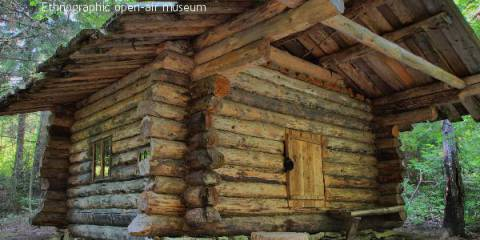 Gems of Russian Wooden Architecture from the Urals