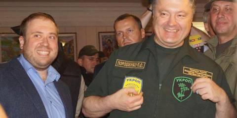 Петр Порошенко: да, ничего из обещанного не сделано, зато посмотрите какой на Украине взошел укроп! | Фото: facebook.com