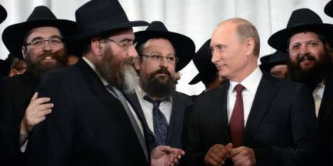 Еврейский узел вокруг Незалежной: Россия, Украина, Израиль, еврейские диаспоры. Часть 2