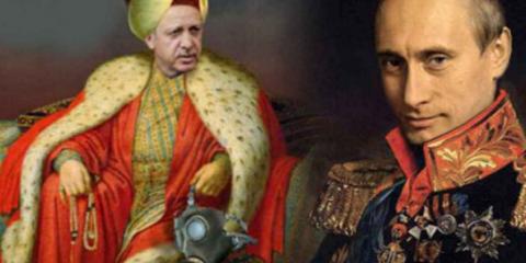 Erdogan Gets No Love From Putin on Idlib, Russia Determined to Smash Sultan's Terrorists
