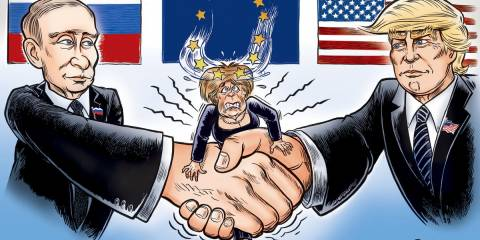 View From Russia: Putin and Trump's 'Unagreed Agreement' Is a Disaster for Europe